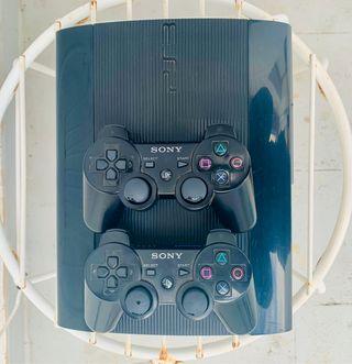 PS3 + 7 Juegos