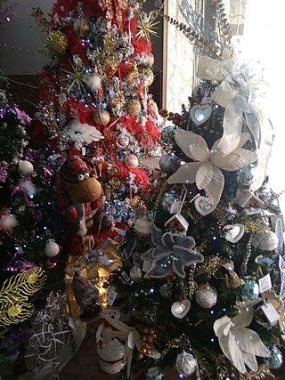 artículos de navidad y decoración