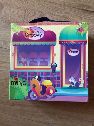 Groovy - juego con distintos escenarios!