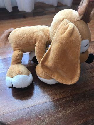 Peluche perrito