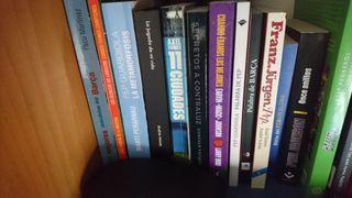 libros varios de deporte, fútbol, nba, radio y tv
