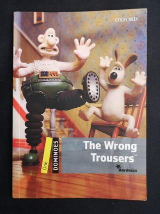 The wrong trousers Libro infantil en ingles
