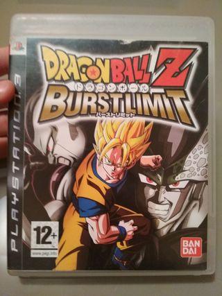 Dragon Ball. Burstlimit (PS3)