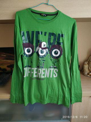 camiseta Inside L chico