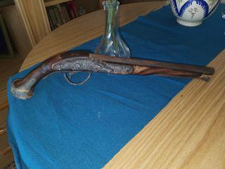 Fusil antiguo
