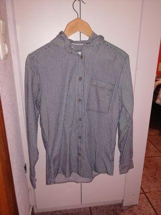 Sudadera\ camisa