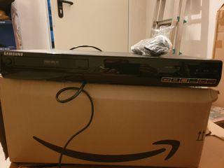 DVD Grabador/Reproductor con Disco Duro Samsung