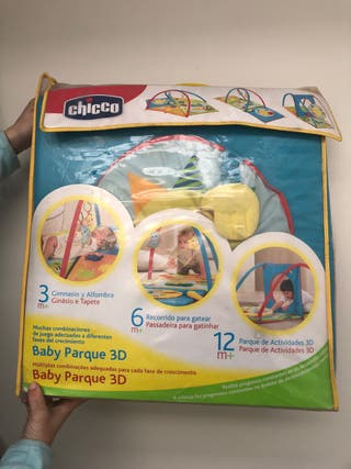 BABY PARQUE 3D CHICCCO