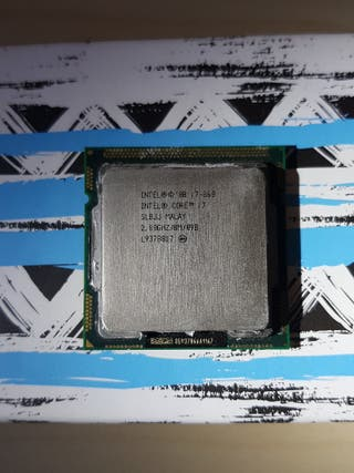 Intel core i7 860 2.8 GHz 4 núcleos