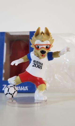 Figura de la mascota de Rusia 2018 ZABIVAKA