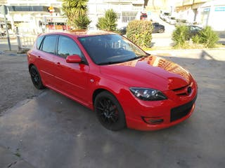 Mazda 3 mps 2007