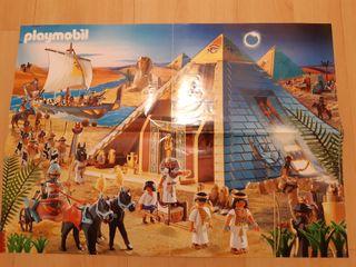 Playmobil - Faraones Pirámide Egipcia (4240)