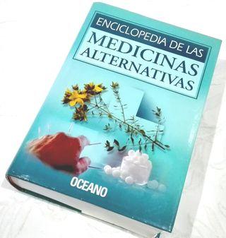 """Libro """"Enciclopedia de las Medicinas Naturales"""""""