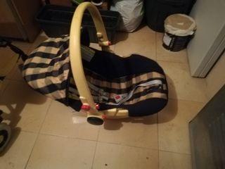 silla y maxicosi