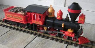 Playmobil tren oeste 4032 4034 4054