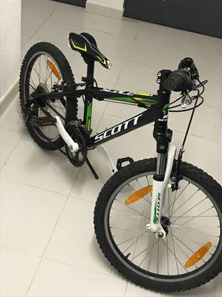 Bicicleta sport scoot scale Jr 20