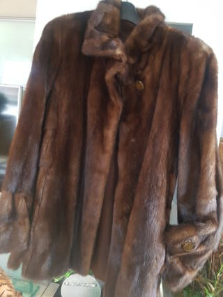 abrigo de vison