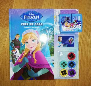 Frozen Disney Cine en casa