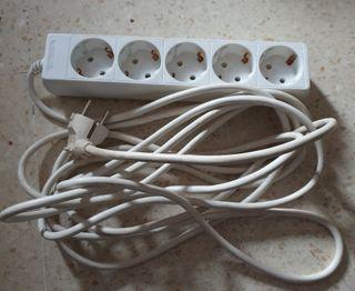 ALARGADOR ELECTRICO 5 TOMAS