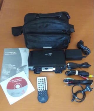 Disco duro y reproductor multimedia Iomega HD 500G