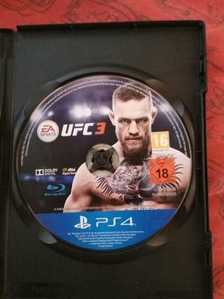 UFC 3 PlayStation 4