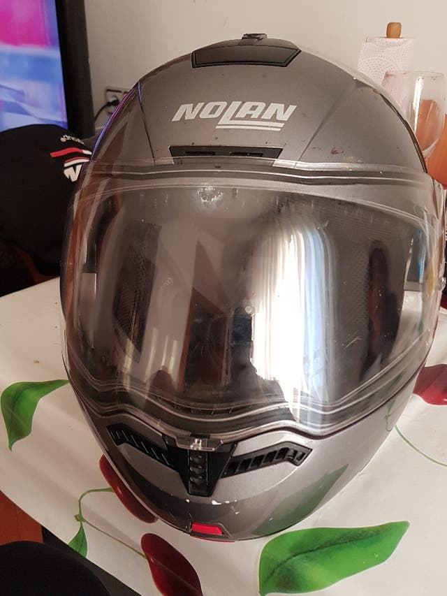 casco de moto marca nolan