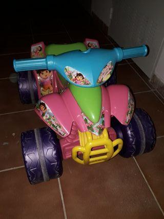 Moto quad de Dora La Exploradora