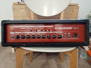 Cabeza de Bajo Tc Electronic BH500