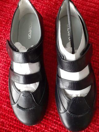 zapato mujer paseo