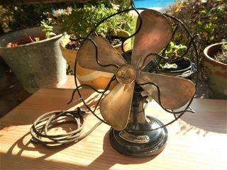 Antic ventilador # Ventilador AEG antiguo