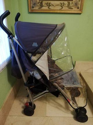 silla de paseo maclaren quest sport