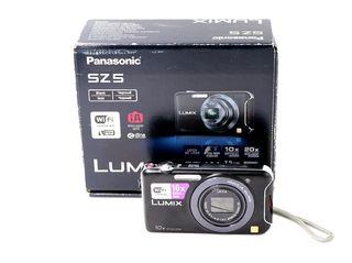 Cámara de fotos digital compacta Panasonic Lumix