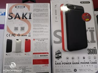 Power Bank Funda iphone 6plus/iphone 7 plus.