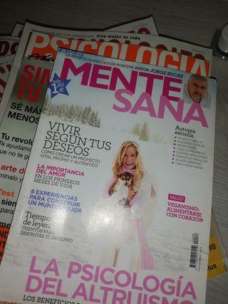 Revistas psicología