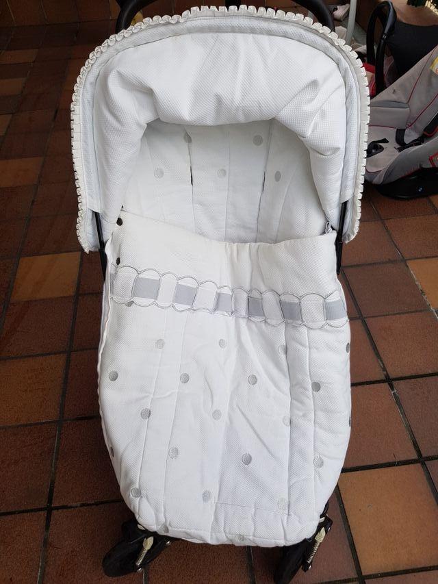 Saco y capota silla bugaboo o similar