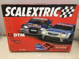 Scalextric c3 DTM nuevo