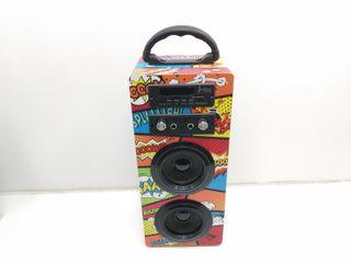 Altavoz Bluetooth Biwond Joybox Karaoke Comi 94413