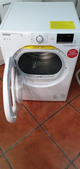 secadora marca HOOVER
