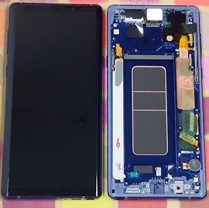 Pantalla Note 9 Azul