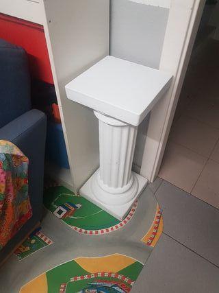 2 columnas de yeso