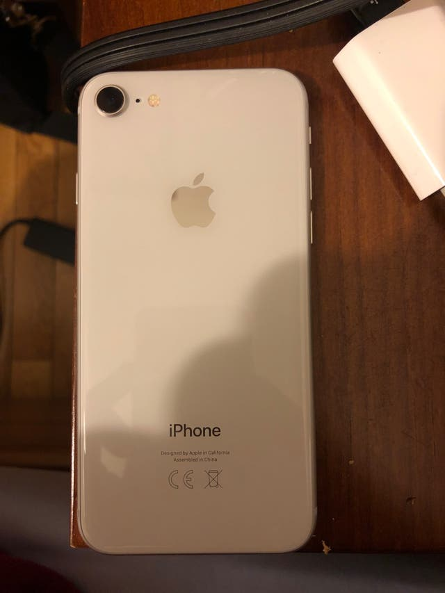 iPhone 8 64GB Blanco