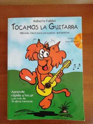 Libro: Tocamos la guitarra