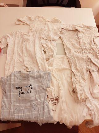 8 Pijamas Buzos Bebe