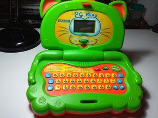 juego ordenador niños