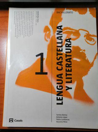 Libro de Lengua Castellana y Literatura 1º BTO