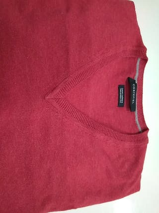 suéter cotton cashmere