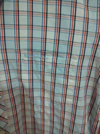 Camisa Ben Sherman retro mod skin