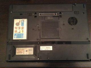 Piezas de ordenador portatil / Laptop