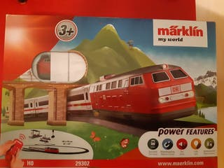 Marklin 29302. Set iniciación H0 Tren Intercity