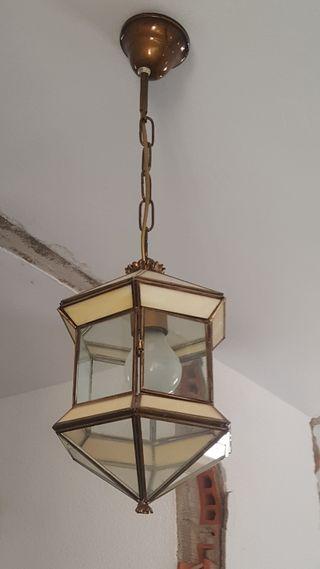 techo mano Torrevieja Lámparas de en segunda WALLAPOP de en 45RL3Aj